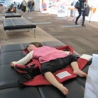 里帰り終了。1歳児と飛行機の旅。