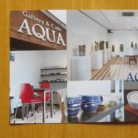 ギャラリー&カフェ AQUA