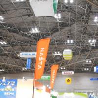 東京ビッグサイトにて某建材商社様主催の展示会に参加しました。