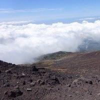 富士山のとっつきまで