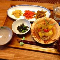 昨晩御飯~プレプレオープンで『畔上の台所』に初のお客様\(^o^)/