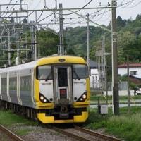 【2011年5月】 特急「しおさい12号」東京行