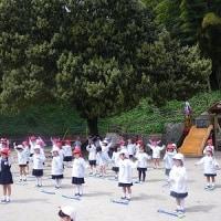 年長組☆体操教室