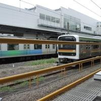 H28.9.21(水) 拝島駅の昇降式ホーム柵