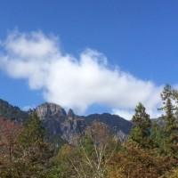 本日 気持ちいい秋晴れです!!