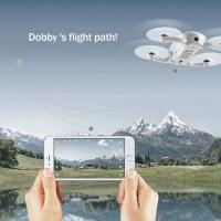 5%off-ZEROTECH Dobby ポケット 自撮りドローン FPV 4K HD カメラ付き GPS ミニ RC クアッドコプター