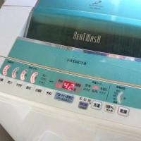 『ニュー洗濯機(^^)v』