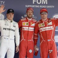 F1ロシアGP-2017