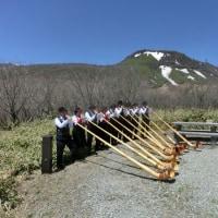 「那須嶽開山祭」 に行ってきました