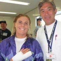 日本人男子選手たち これから志田下では、絶対に海外選手に負けるな!