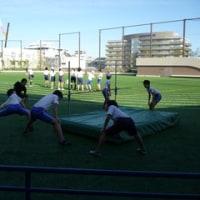 小学校 港区連合運動会 練習