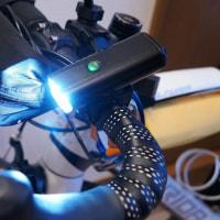 ロードバイクのライト購入 LEZYNEマクロドライブ800XL