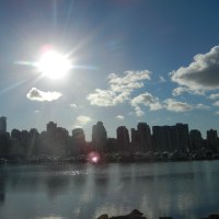 カナダのバンクーバーへ行ってきました