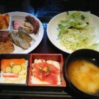 和食処「かん東」朝食バイキング