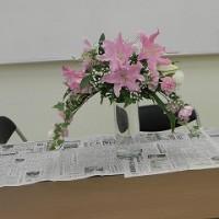 平成28年 6月度「花のある暮らしの会」