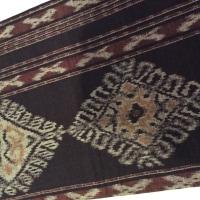 コーデメモ     紬の袋帯