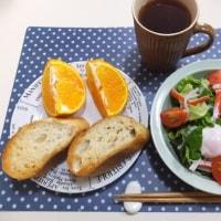 温泉玉子のサラダで朝ごはんと お昼寝出来ないの?