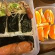 野菜炒め のり弁