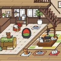 ねこあつめ  カフェスペース
