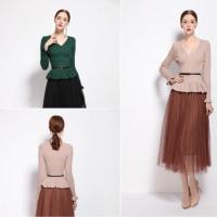 本格的な冬に入った今だからこそ、シチュエーションを大事にドレスの色や形を選択