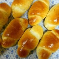 スタバプリンと手作りパン