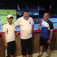 2024年のオリンピック! & Pattaya, master de pétanque 2017 - Thailande