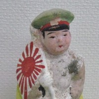 にしざわ貯金箱かん つれづれ雑記(明治期の軍人貯金箱)