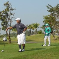 チェンマイのノースヒルGCはゴルフ合宿に最適かも ・・・