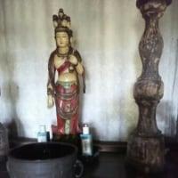 ♪菩提山長谷(ちょうこくじ)寺にて、『倉嶋清次必勝祈願』を願い、佳きひとたちとしばし語らう