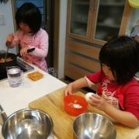 雛人形の飾り付け & カレー作り (2月20日)