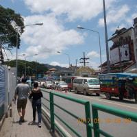 オートバイひとり旅・地球走行中・東南アジア・ミャンマー ヤンゴン