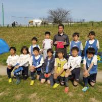 惜しくも敢闘賞(4位) FORZA U10リーグ2016