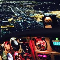 フライトログ:ロサンゼルス ナイトフライト