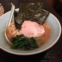 東中野・麺屋ばく