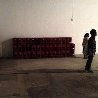 弘前・吉井酒造煉瓦倉庫1day open (奈良美智個展に合わせて)
