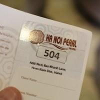2016年11月18日~ハノイ旅行 その4 宿は HANOI PEARL HOTEL