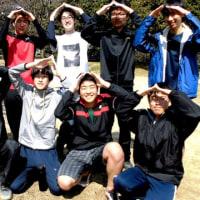 開放感!・・春期休業初日、膳所高校山岳班の若鮎へ御託を述べる。