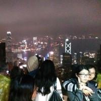 一週間たちましたが・・・香港に行ってきました。