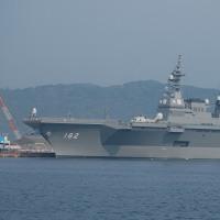 ついに退役DDH144「くらま」 ~ 第2の人生は標的艦に ~