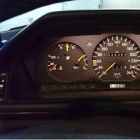 さて、、、W124 E400君完成〜。。。