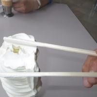 花巻マルカンデパート巨大ソフトクリーム事件