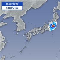 地震履歴@茨城県