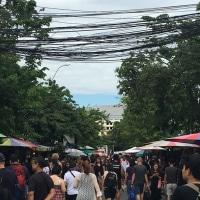 タイ旅行・覚え書き チャットチャックマーケット (ば)