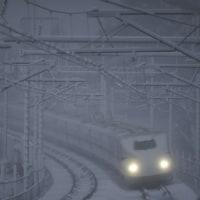 雪の関ヶ原