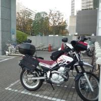 良いなぁ こんなバイク・パーキング  富士そば&スムージー当たったよ でも時間切れ ^^!  ブログ