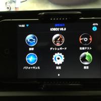 OBD2 iPhone対応取付