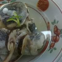 コショウ鯛の潮汁