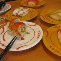 昨日に続いて・・・お寿司
