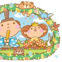雛祭リース2017!!