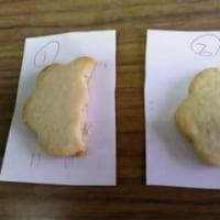 マグクッキー 味見